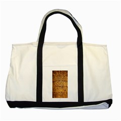 Ancient Egypt Mural 12aug 2014 Two Toned Tote Bag