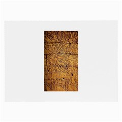Ancient Egypt Mural 12aug 2014 Glasses Cloth (Large)