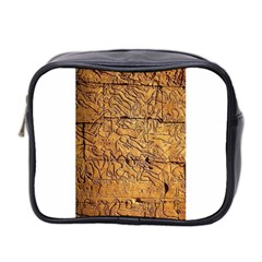 Ancient Egypt Mural 12aug 2014 Mini Travel Toiletry Bag (two Sides)