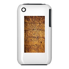 Ancient Egypt Mural 12aug 2014 Apple iPhone 3G/3GS Hardshell Case (PC+Silicone)