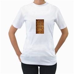 Ancient Egypt Mural 12aug 2014 Women s T-Shirt (White)