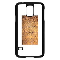 Ancient Egypt Mural 12aug 2014 Samsung Galaxy S5 Case (black)