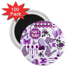 Fms Mash Up 2.25  Button Magnet (100 pack)