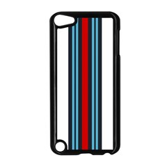 Martini White No Logo Apple Ipod Touch 5 Case (black)
