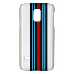 Martini White No Logo Samsung Galaxy S5 Mini Hardshell Case