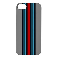 Martini No Logo Apple iPhone 5S Hardshell Case