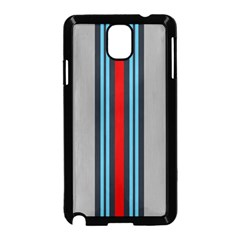 Martini No Logo Samsung Galaxy Note 3 Neo Hardshell Case (Black)