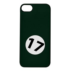 British Racing Green Apple iPhone 5S Hardshell Case