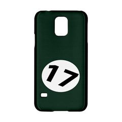 British Racing Green Samsung Galaxy S5 Hardshell Case