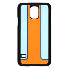 Gulf No Logo Samsung Galaxy S5 Case (Black)