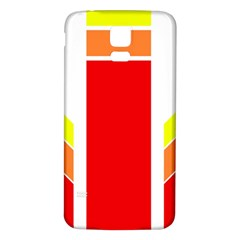 Toyota Samsung Galaxy S5 Back Case (white)