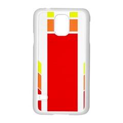 Toyota Samsung Galaxy S5 Case (white)
