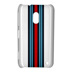 Martini White No Logo Nokia Lumia 620 Hardshell Case