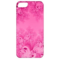 Soft Pink Frost Of Morning Fractal Apple Iphone 5 Classic Hardshell Case