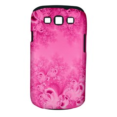 Soft Pink Frost Of Morning Fractal Samsung Galaxy S Iii Classic Hardshell Case (pc+silicone)