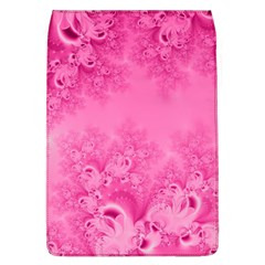 Soft Pink Frost of Morning Fractal Removable Flap Cover (Large)