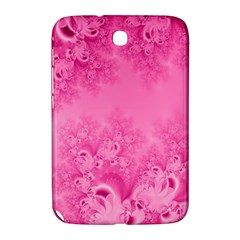 Soft Pink Frost of Morning Fractal Samsung Galaxy Note 8.0 N5100 Hardshell Case