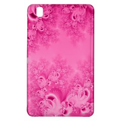Soft Pink Frost of Morning Fractal Samsung Galaxy Tab Pro 8.4 Hardshell Case