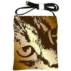 Tigre Chat Shoulder Sling Bag