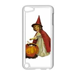 Vintage Halloween Child Apple iPod Touch 5 Case (White)