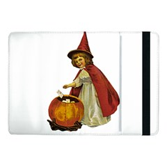 Vintage Halloween Child Samsung Galaxy Tab Pro 10.1  Flip Case