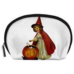 Vintage Halloween Child Accessory Pouch (Large)