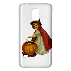 Vintage Halloween Child Samsung Galaxy S5 Mini Hardshell Case