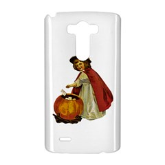 Vintage Halloween Child LG G3 Hardshell Case