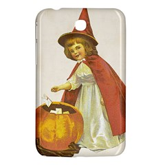 Vintage Halloween Child Samsung Galaxy Tab 3 (7 ) P3200 Hardshell Case