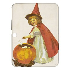 Vintage Halloween Child Samsung Galaxy Tab 3 (10.1 ) P5200 Hardshell Case