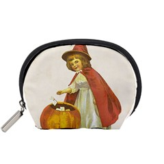 Vintage Halloween Child Accessory Pouch (Small)