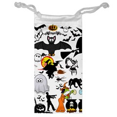 Halloween Mashup Jewelry Bag