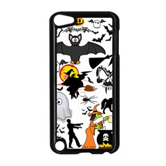 Halloween Mashup Apple iPod Touch 5 Case (Black)