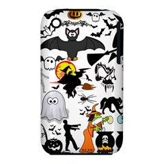 Halloween Mashup Apple Iphone 3g/3gs Hardshell Case (pc+silicone)