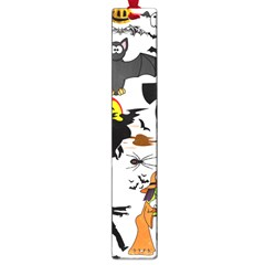 Halloween Mashup Large Bookmark