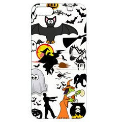 Halloween Mashup Apple Iphone 5 Hardshell Case With Stand