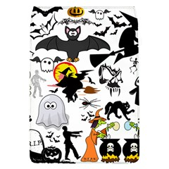 Halloween Mashup Removable Flap Cover (large)