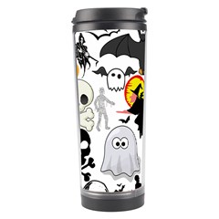 Halloween Mashup Travel Tumbler