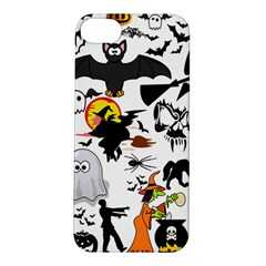 Halloween Mashup Apple iPhone 5S Hardshell Case