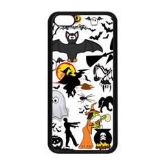 Halloween Mashup Apple iPhone 5C Seamless Case (Black)