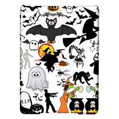 Halloween Mashup Apple Ipad Air Hardshell Case