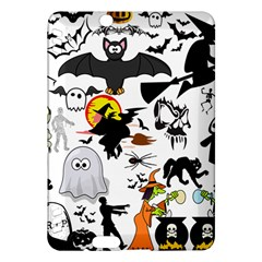 Halloween Mashup Kindle Fire HDX 7  Hardshell Case
