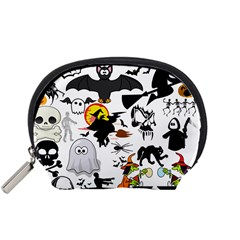 Halloween Mashup Accessory Pouch (small)