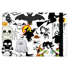 Halloween Mashup Apple iPad Air Flip Case