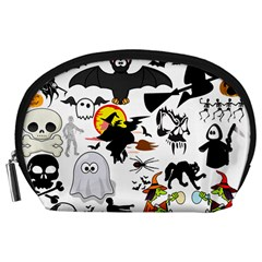 Halloween Mashup Accessory Pouch (Large)