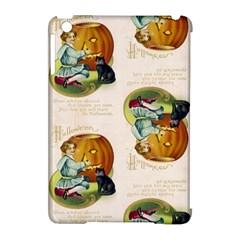 Vintage Halloween Postcard Apple iPad Mini Hardshell Case (Compatible with Smart Cover)