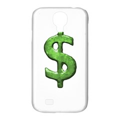 Grunge Style Money Sign Symbol Illustration Samsung Galaxy S4 Classic Hardshell Case (pc+silicone)