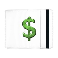 Grunge Style Money Sign Symbol Illustration Samsung Galaxy Tab Pro 8 4  Flip Case