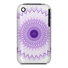 Mandala Apple iPhone 3G/3GS Hardshell Case (PC+Silicone)