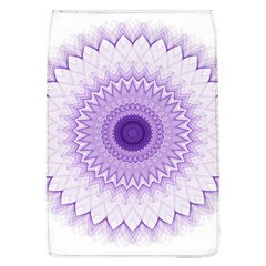 Mandala Removable Flap Cover (large)